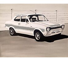 Mk.1 Ford Escort RS2000 Photographic Print