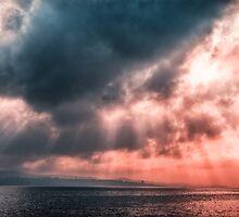 Cloudscape by Dobromir Dobrinov