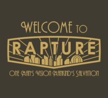 BioShock Rapture by KerzoArt