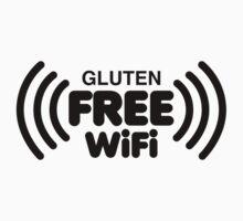 Gluten Free WiFi by DetourShirts