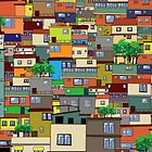 Favela by Richard Laschon