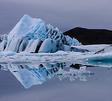 Glacier lagoon by Wolfgang Zwicknagl Photography