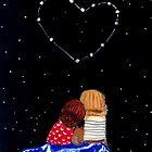 Heart Constellation by fluffymafi