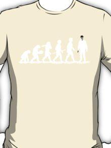 Evolution Heisenberg   T-Shirt