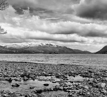 Lake District, Mono Majesty. by Maybrick