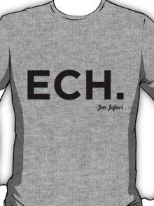 ECH Jontron Black T-Shirt