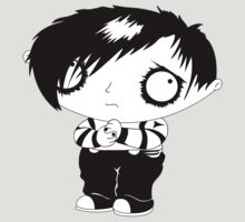 Emo Stewie Griffin by urbancool