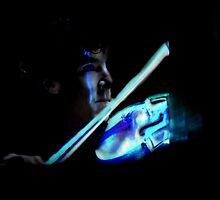 Sherlock Violin pt 2 by Olivia Lu
