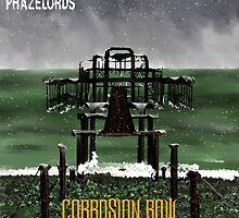 Phazelords - Corrosion Row Album Cover by OmandOriginal