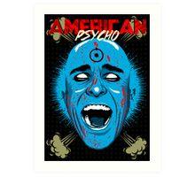 American Psycho Manhattan Edition Art Print