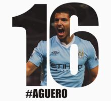 Sergio Aguero by teesbitches