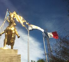 Joan of Arc a La Nouvelle Orleans 001 by travisferrell