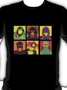 Kick Ass Pop Art T-Shirt