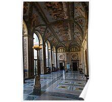 The Opulent Loggia in Villa Farnesina, Rome, Italy - 1 Poster