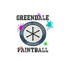 Greendale Paintball by pandagoo