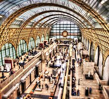Musée d'Orsay, Paris by Dave Guy