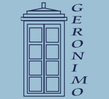 Geronimo! - Doctor Who by Amanda Vontobel Photography