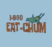 1-800 Eat-Chum by Carla  Rosales