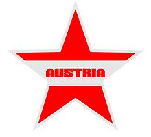 Cool Austria Star Design by Style-O-Mat