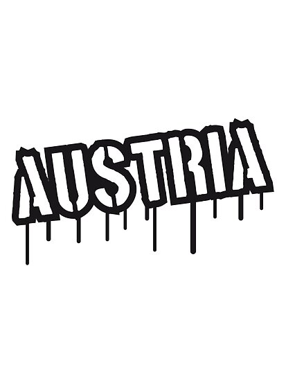 Cool Austria Stamp Design by Style-O-Mat