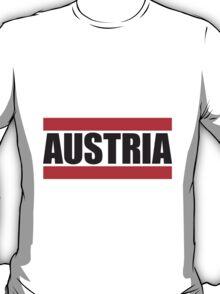Cool Austria Design T-Shirt