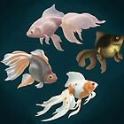 Goldfish Quartet by rachels1689