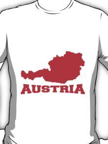 Austria Logo T-Shirt