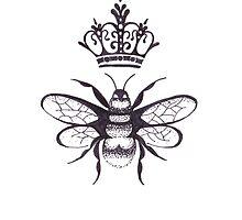 Queen B by Marissa Falk-Varcoe