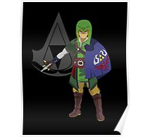 Hylian creed Poster