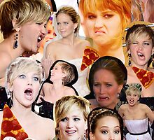 Jennifer Derp Faces by emmelyn97