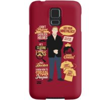 Clueing For Looks Samsung Galaxy Case/Skin
