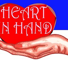 HEART IN HAND by pjmurphy