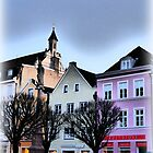 Weilheim Bavaria... by Francis  McCafferty