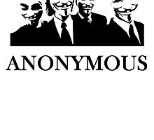 Anonymous Anons by kwg2200