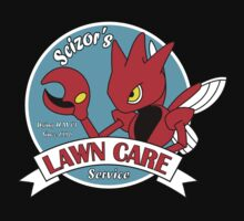 Scizor's Lawn Care by RRanger