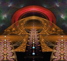 Xenophilia: The Time Tunnel by barrowda