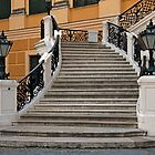 Palatial Staircase by phil decocco