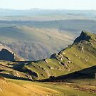Chrome Hill from Axe Edge by Paul  Green