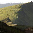 Chrome Hill from near High Wheeldon by Paul  Green