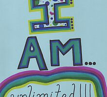 I am Unlimited by byAngeliaJoy