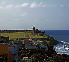 Castillo San Felipe del Morro by Turtle6