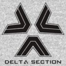 Delta Section :: Almost Human by ottou812