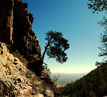 Rocky Cliff Gap by ptosis