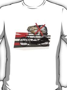 NO RABBITS ON TANDEM BICYCLE T-Shirt