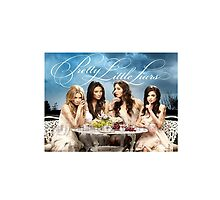 Pretty Little Liars by ilikefood