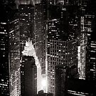 New York from Above by Andrew Wilson