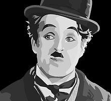 Vector Charlie Chaplin by Cullen345