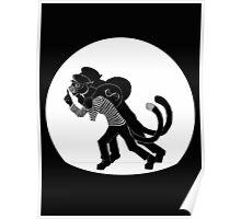 Cat Burglar Poster