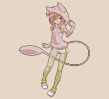 Cute Anime Mew by Sasuune