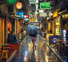 Rainy Day in Bohemian Melbourne by melbournedesign